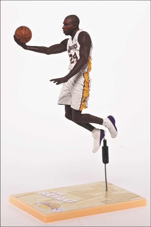 Kobe Bryant Los Angeles Lakers Nba 23 Mcfarlane