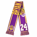 Kobe Bryant (Los Angeles Lakers) Player Scarf by Forever Collectibles