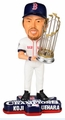 Koji Uehara (Boston Red Sox) 2013 World Series Champ Trophy Bobble Head Forever