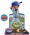 Kris Bryant (Chicago Cubs) 2015 MLB Stadium Dirt Bobble Heads Forever Collectibles