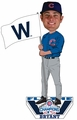 Kris Bryant (Chicago Cubs) 2016 World Series Champions Fly the W Flag Bobble Head