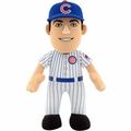 "Kris Bryant (Chicago Cubs) (Pinstripes) 10"" MLB Player Plush Bleacher Creatures"