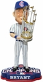 Kris Byant (Chicago Cubs) 2016 World Series Champions Bobble Head by Forever Collectibles