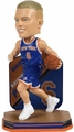 Kristaps Porzingis (New York Knicks) 2016 NBA Name and Number Bobblehead Forever Collectibles