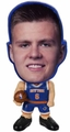 "Kristaps Porzingis (New York Knicks) NBA 5"" Flathlete Figurine"