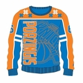Kristaps Porzingis (New York Knicks) NBA Player Ugly Sweater