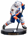 "Kyle Okposo (New York Islanders) Imports Dragon NHL 2.5"" Figure Series 2"