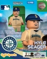 Kyle Seager (Seattle Mariners) MLB OYO Sportstoys Minifigures G4LE