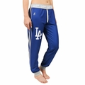 L.A. Dodgers MLB Poly Fleece Women's Jogger Pant by Forever Collectibles