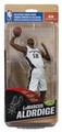 LaMarcus Aldridge (San Antonio Spurs) NBA 28 McFarlane Collector Level Gold CHASE /1000