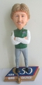 Larry Bird (Boston Celtics) NBA 50 Greatest Players Bobble Head Forever