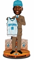 Larry Johnson (Charlotte Hornets) #1 NBA Draft Pick Bobble Head #/500