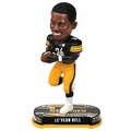 Le'Veon Bell (Pittsburgh Steelers) 2017 NFL Headline Bobble Head by Forever Collectibles