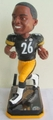 Le'Veon Bell (Pittsburgh Steelers) Forever Collectibles 2014 NFL Springy Logo Base Bobblehead