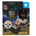 Le'Veon Bell (Pittsburgh Steelers) NFL OYO Sportstoys Minifigures G3LE