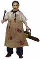 Leatherface (Texas Chainsaw Massacre) Clothed Retro Style Action Figure NECA