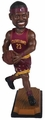 "LeBron James (Cleveland Cavaliers) 2015 NBA Real Jersey 10"" Bobblehead Forever Collectibles"