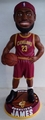 "LeBron James (Cleveland Cavaliers) 36"" Forever Collectibles Bobblehead #/50"