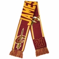 LeBron James (Cleveland Cavaliers) Player Scarf by Forever Collectibles