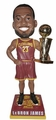LeBron James (Cleveland Cavaliers) (RED JERSEY 2016 NBA Champions Bobble Head