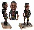 LeBron James/Kyrie Irving Combo (Cavaliers) 2016 NBA Finals Game 5 (40 Point Games) Newspaper Base Bobble Heads