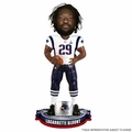 LeGarrett Blount (New England Patriots) Super Bowl XLIX Champ NFL Bobble Head Forever Collectibles