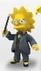"Lisa Simpson (The Simpsons 25th Anniversary) 5"" Action Figure Series 3 NECA"
