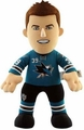 "Logan Couture (San Jose Sharks) 10"" NHL Player Plush Bleacher Creatures"