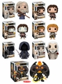 Lord of The Rings Complete Set w/CHASE (7) Funko Pop!