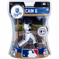 "Lorenzo Cain (Kansas City Royals) 2016 MLB 6"" Figure Imports Dragon"