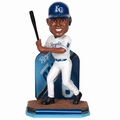 Lorenzo Cain (Kansas City Royals) 2016 MLB Name and Number Bobble Head Forever Collectibles
