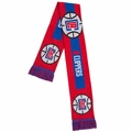 Los Angeles Clippers 2016 NBA Big Logo Scarf By Forever Collectibles