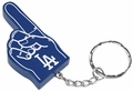 Los Angeles Dodgers #1 Foam Finger Keychain