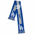 Los Angeles Dodgers MLB Big Logo Scarf By Forever Collectibles