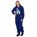 Los Angeles Dodgers Adult One-Piece MLB Klew Suit