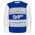 Los Angeles Dodgers MLB Ugly Sweater Wordmark
