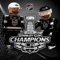 Los Angeles Kings 2014 Stanley Cup Champions NHL OYO Minifigure