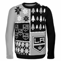 Los Angeles Kings Ugly Sweater Busy Block