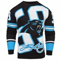 Luke Keuchly #59 (Carolina Panthers) NFL 2016 Loud Player Sweater By Forever Collectibles