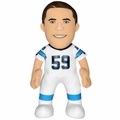 "Luke Kuechly (Carolina Panthers) 10"" Player Plush Bleacher Creatures"