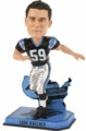 Luke Kuechly (Carolina Panthers) 2016 NFL Nation Bobble Head Forever Collectibles