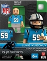 Luke Kuechly (Carolina Panthers) NFL OYO G2 Sportstoys Minifigures