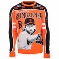 Madison Bumgarner #40 (San Francisco Giants) MLB Player Ugly Sweater