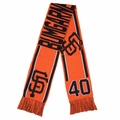 Madison Bumgarner (San Francisco Giants) Player Scarf by Forever Collectibles