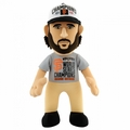 "Madison Bumgarner (San Francisco Giants) 2014 World Series Champions (T-Shirt/Hat) 10"" MLB Player Plush Bleacher Creatures"
