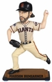 "Madison Bumgarner (San Francisco Giants) 2015 MLB Real Jersey 10"" Bobble Heads Forever Collectibles"