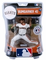 "Madison Bumgarner (San Francisco Giants) 2016 MLB 6"" Figure Imports Dragon"