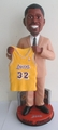 Magic Johnson (Los Angeles Lakers) #1 NBA Draft Pick Bobble Head #/500
