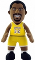 "Magic Johnson (Los Angeles Lakers) (Gold) 10"" Player Plush NBA Bleacher Creatures"