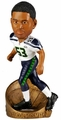 Malcolm Smith (Seattle Seahawks) Super Bowl XLVIII MVP Bobble Head Forever